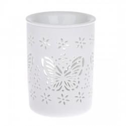 Porcelánová aromalampa/Motýli