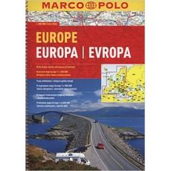 Evropa-Europa/atlas-spirála MD 1:800T