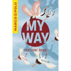 MY WAY - cestovní deník / ptáci