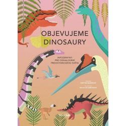 Objevujeme dinosaury - Infografiky pro odhalování prehistorického světa