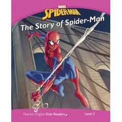 PEKR | Level 2: Marvel Story of Spider-Man