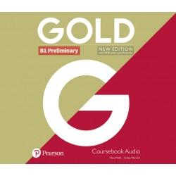 Gold B1 Preliminary 2018 Class CD