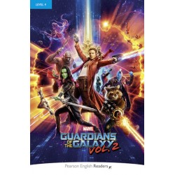 PER | Level 4: Marvel´s The Guardians of the Galaxy Vol. 2 Bk/MP3 CD