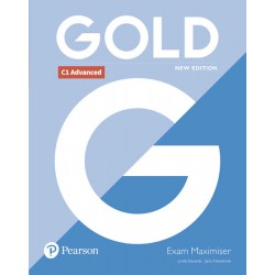 Gold C1 Advanced 2018 Exam Maximiser no key