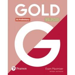 Gold B1 Preliminary 2018 Exam Maximiser no key