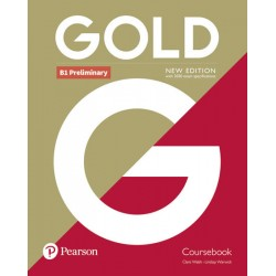 Gold B1 Preliminary 2018 Coursebook