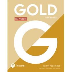 Gold B1+ Pre-First 2018 Exam Maximiser no key