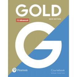 Gold C1 Advanced 2018 Coursebook
