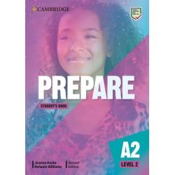 Prepare Level 2 Student´s Book