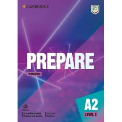 Prepare Level 2 Workbook with Audio Download