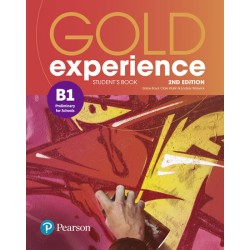 Gold Experience 2nd Edition B1 Students´ Book