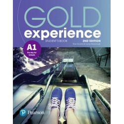Gold Experience 2nd Edition A1 Students´ Book