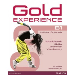 Gold Experience B1 Language and Skills Workbook