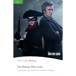PER | Level 3: Doctor Who: Woman Who Lived Bk/MP3 CD