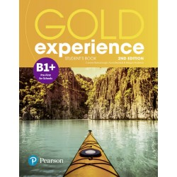 Gold Experience 2nd Edition B1+ Students´ Book