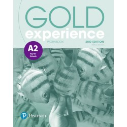 Gold Experience 2nd Edition A2 Workbook