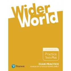 Wider World Exam Practice: Pearson Tests of English General Level 1 (A2)