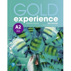Gold Experience 2nd Edition A2 Students´ Book
