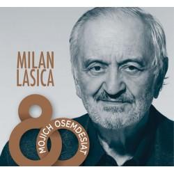 Milan Lasica: Mojich osemdesiat 4CD