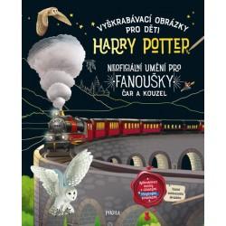 Vyškrabávací obrázky pro děti: Harry Potter