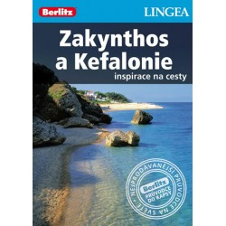 Zakynthos a Kefalonie - Inspirace na cesty