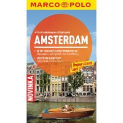 Amsterdam/cestovní průvodce s mapou MD
