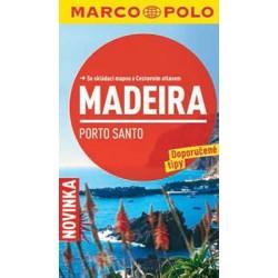 Madeira - Průvodce se skládací mapou
