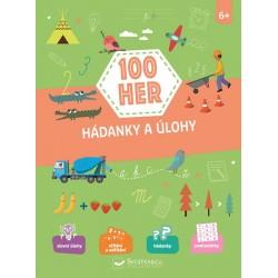 100 her - Hádanky a úlohy 6+