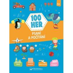 100 her - Psaní a počítání 5+