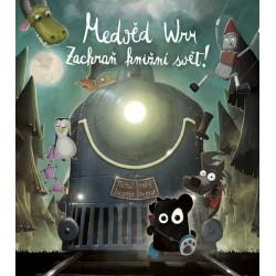 Medvěd Wrr - Zachraň knižní svět!
