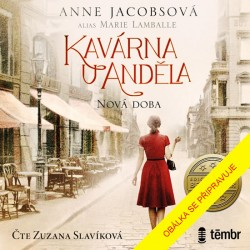 Kavárna U Anděla 1: Nová doba - audioknihovna