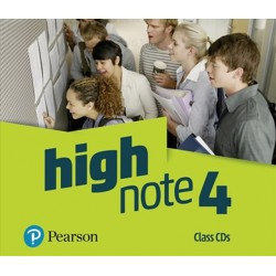 High Note 4 Class Audio CD