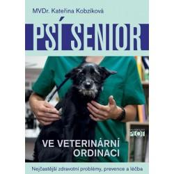 Psí senior ve vetiránární ordinaci - Nejčastější zdravotní problémy, prevence a léčba