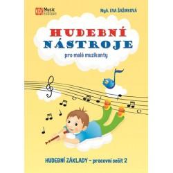 Hudební výchova pro malé muzikanty - Hudební základy PS 2