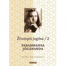 Životopis jogína 2 - Paramahansa Jógánanda