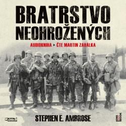 Bratrstvo neohrožených - 2 CDmp3 (Čte Martin Zahálka)