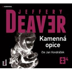 Kamenná opice - 2 CDmp3 (Čte Jan Vondráček)