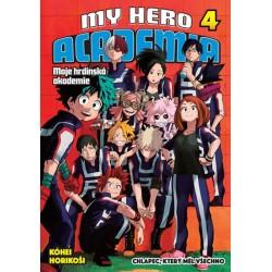 Moje hrdinská akademie 4 - Chlapec, který měl všechno
