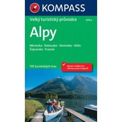 Alpy - velký tur. průvodce NKOM