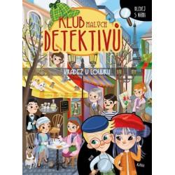 Klub malých detektivů - Krádež v Louvru