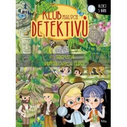 Klub malých detektivů - Tajemství křišťálových lebek