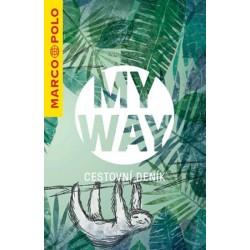 MY WAY - cestovní deník / lenochod