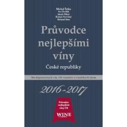 Průvodce nejlepšími víny České republiky 2016/2017