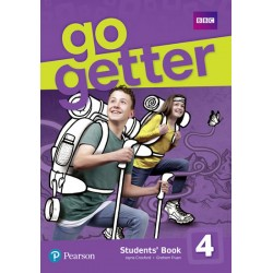 GoGetter 4 Students´ Book