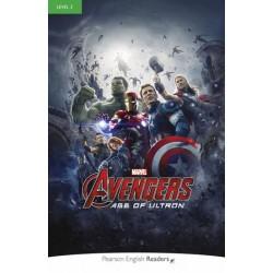 PER | Level 3: Marvel´s Avengers Age of Ultron Bk/MP3 CD