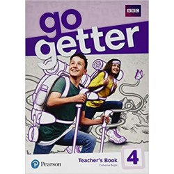 GoGetter 4 Teacher´s Book w/ Extra Online Homework/DVD-ROM