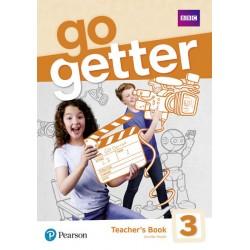 GoGetter 3 Teacher´s Book w/ Extra Online Homework/DVD-ROM