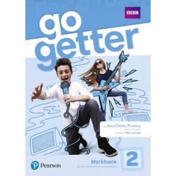 GoGetter 2 Workbook w/ Extra Online Practice