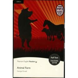 PER | Level 6: Animal Farm Bk/MP3 CD Pack