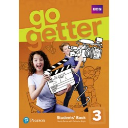 GoGetter 3 Students´ Book